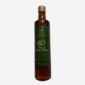 Licor de Hortelã e Pimenta